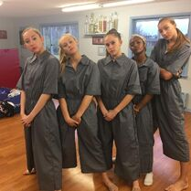 712 CADC group costumes
