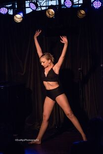 Sarah Reasons Cabaret for a Cause - June 2015