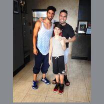 Lucas Victor Angel 2014-06-18