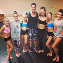 Mark Meismer working with ALDC 13Nov2014