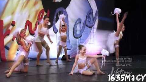 Head Over Heels - Group - Dance Moms S02-E08
