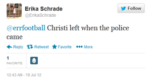 Erika Schrade on Christi at Nationals 18Jul12c