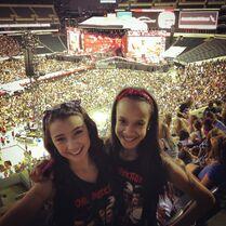 Kamryn and Kaeli Aug2014