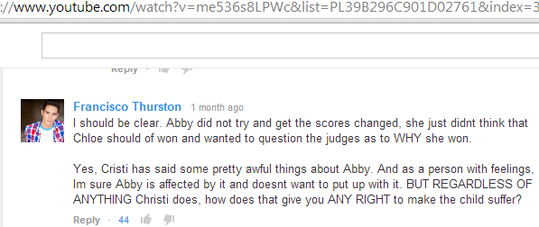 File:Presenting My New Team Francisco Thurston in Afterbuzz Youtube comments.png