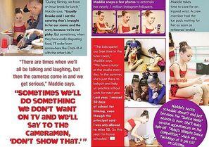 Maddie Ziegler Dance Track Magazine