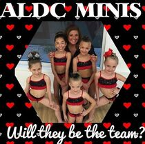 617 Abby with the Minis