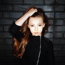 Sophia Lucia glamor photo