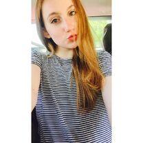 Chloe Smith duckface - June 2015
