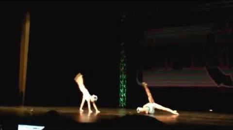 Mackenzie Ziegler & Maddie Ziegler- Run From Mother (FULL DANCE)- Dance Moms