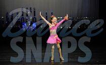 Maddie Ziegler Sunshine and Lollipops DEA New York 1Jul2010