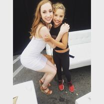 ChloeSmith and Mackenzie posted 2015-06-04 - looks like from grand opening