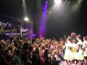 Australia Adelaide Showquest 19March2015