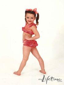 Little kendall dance