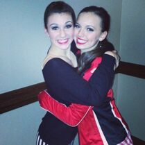 McKaylee and Payton at Nuvo