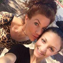 Renee and Tessa Wilkinson 2015