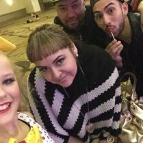 JoJo with Tessandra Chavez - and kevinfr3y and eriksaradpon - 2015-05-26