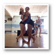 Tara with Ayla September2014