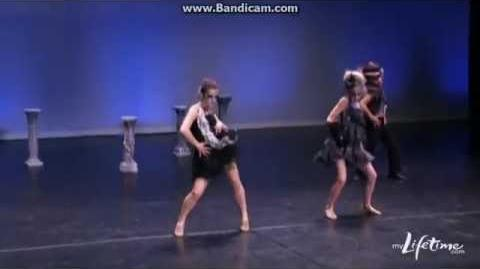 Dance Moms Group Number Glam (Zombies)