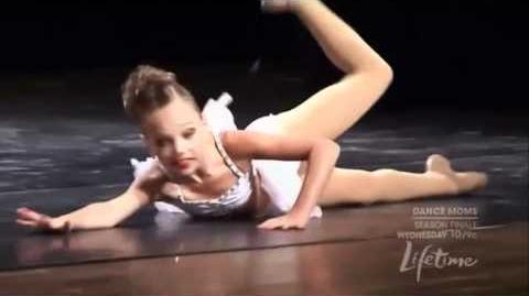 Manhattan - Dance Moms - Maddie Ziegler