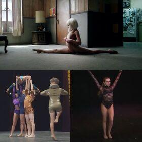 Chandelier dances