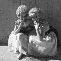 Mackenzie and JoJo - Lucy and Ethel - via HMA ddkaz