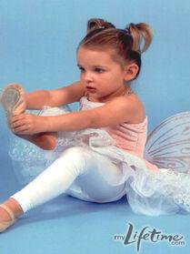 Little kendall ballet