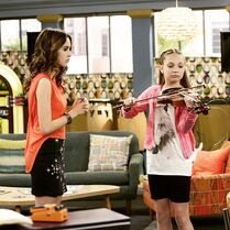 Maddie - Austin and Ally - Homework and Hidden Talents 2015-03-28