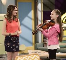 Maddie Austin & Ally 6