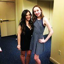 Chloe Smith with Gianna 2014-06-29