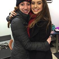 ChloeS with Kalani 2015-02-16