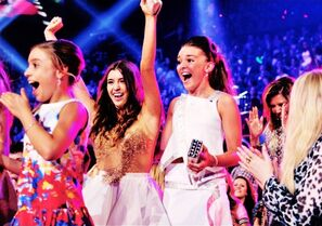 Kids Choice Awards - Best Reality Show - March 2015 crop