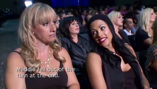 File:(Foreground) Jennifer Seitel - Erin Babbs - (Background) Veda Burton - Tiffany Burton Rojas.jpg