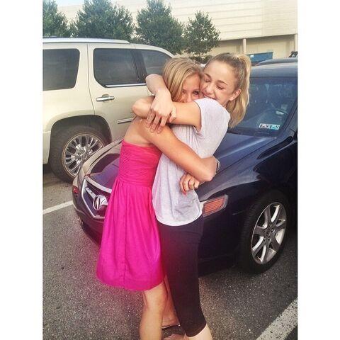 File:Chloe Paige reunited 18June2014 Paiges Instagram.jpg