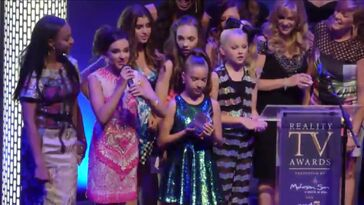 Dance Moms - Reality TV Awards - Best Recurring Cast - 14May2015 A