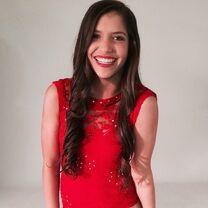 Ashtin in red 2015-02-06