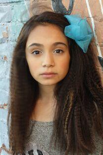 McKenzie Morales HS serious via Bloc Agency
