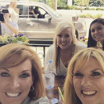 Jill Jessalynn Melissa Kira - found by paparazzi - 2015-05-29