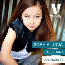 Sophia April 2013