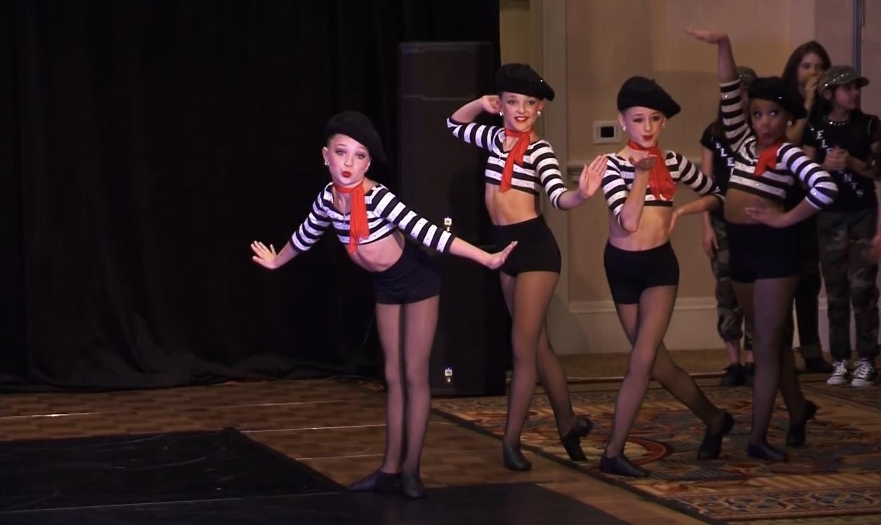 Dance moms alouette
