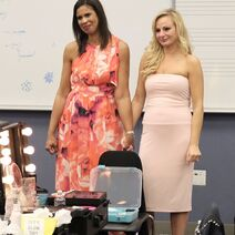 724 HQ - Holly and Christi