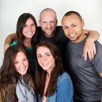 ALDC Faculty - Gianna Rachael Jennine Matt James - photo by Dawn Biery