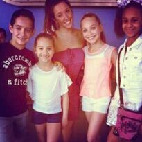 Gino Cosculluela with ALDC people