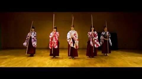【DANCEROID】HAKUMEI【踊ってみた】-0