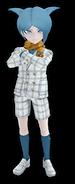 Nagisa Shingetsu Fullbody 3D Model (2)