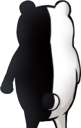 Danganronpa 1 Monokuma Halfbody Sprite 09