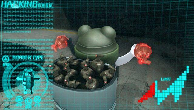 File:Bomber Monokuma under Komaru's control.jpg