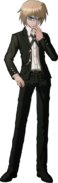 Byakuya Togami Fullbody Sprite (11)