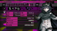 New Danganronpa V3 Kokichi Oma Ouma Report Card (Trial Version)