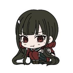 File:New Danganronpa V3 Rubberstrap ViVimus Collection Maki Harukawa.png