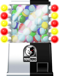 Isolated MonoMono Machine sprite 2